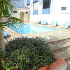 Отель Antico Plaza Hotel Бразилия, Таубате - отзывы, цены и фото номеров - забронировать отель Antico Plaza Hotel онлайн бассейн фото 3