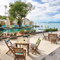 Отель Eden Beach Bungalows Самуи бассейн фото 3