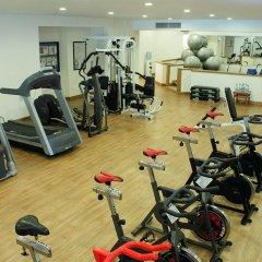 Отель InterContinental Cali фитнесс-зал