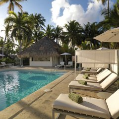 Отель The Level at Melia Punta Cana Beach Adults Only бассейн фото 3