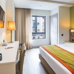 Отель Empire Lisbon Hotel Португалия, Лиссабон - отзывы, цены и фото номеров - забронировать отель Empire Lisbon Hotel онлайн комната для гостей фото 2