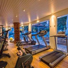 Lagomandra Hotel & Spa фитнесс-зал фото 4