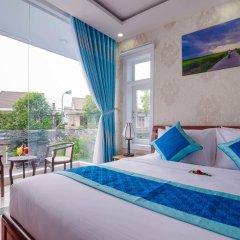 Отель Villa of Tranquility Вьетнам, Хойан - отзывы, цены и фото номеров - забронировать отель Villa of Tranquility онлайн комната для гостей фото 4