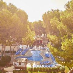 Отель MLL Palma Bay Club Resort фитнесс-зал