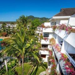 Отель Thavorn Palm Beach Resort Phuket Таиланд, Пхукет - 10 отзывов об отеле, цены и фото номеров - забронировать отель Thavorn Palm Beach Resort Phuket онлайн балкон