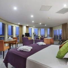 The Xanthe Resort & Spa Турция, Сиде - отзывы, цены и фото номеров - забронировать отель The Xanthe Resort & Spa - All Inclusive онлайн комната для гостей фото 3