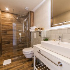 Отель Casa del Mare - Amfora Черногория, Доброта - отзывы, цены и фото номеров - забронировать отель Casa del Mare - Amfora онлайн ванная