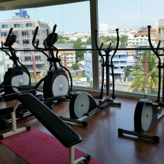 Отель Amari Nova Suites фитнесс-зал фото 2