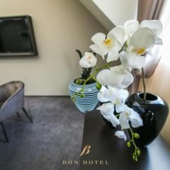 Гостиница Bon Hotel Украина, Днепр - отзывы, цены и фото номеров - забронировать гостиницу Bon Hotel онлайн в номере фото 2