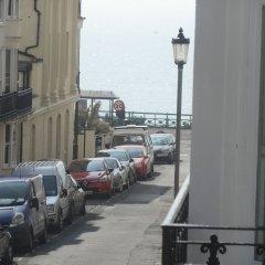 Отель BrightonBreak Великобритания, Кемптаун - отзывы, цены и фото номеров - забронировать отель BrightonBreak онлайн балкон