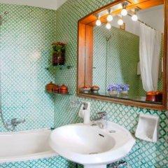 Отель Il Glicine sul Golfo Италия, Палермо - отзывы, цены и фото номеров - забронировать отель Il Glicine sul Golfo онлайн ванная