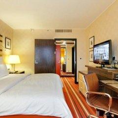 Гостиница Azimut Moscow Olympic 4* Стандартный номер с двуспальной кроватью фото 9