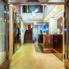 Aegeon Hotel интерьер отеля