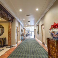 Howard Johnson Inn Fullerton Hotel and Conference Center интерьер отеля фото 3