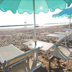 Hotel Platinum Римини пляж фото 2