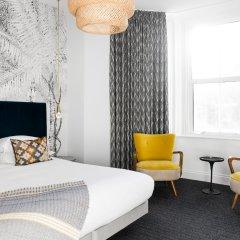 The Lodge Hotel - Putney комната для гостей фото 3