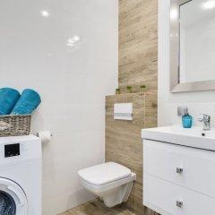 Апартаменты Elite Apartments Cityview Center Гданьск ванная