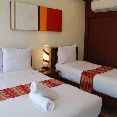 Khon Kaen Orchid Hotel сейф в номере