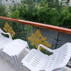 Отель UI Inn Мальдивы, Хулхумале - 1 отзыв об отеле, цены и фото номеров - забронировать отель UI Inn онлайн балкон