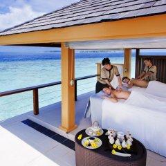 Отель Angsana Velavaru Мальдивы, Южный Ниланде Атолл - отзывы, цены и фото номеров - забронировать отель Angsana Velavaru онлайн Южный Ниланде Атолл  балкон