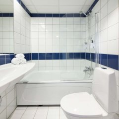 Thon Hotel Sørlandet Кристиансанд ванная
