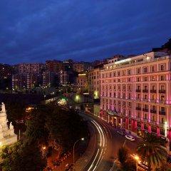 Отель Grand Hotel Savoia Италия, Генуя - 3 отзыва об отеле, цены и фото номеров - забронировать отель Grand Hotel Savoia онлайн балкон