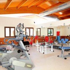 Отель Valentín Playa de Muro фитнесс-зал