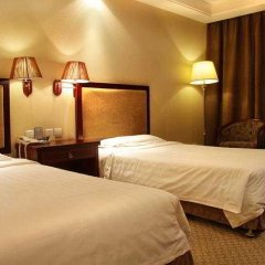 Отель Jialong Sunny Китай, Пекин - отзывы, цены и фото номеров - забронировать отель Jialong Sunny онлайн комната для гостей фото 5