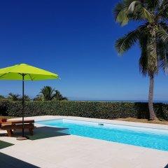Отель Villa Riviera - Tahiti Французская Полинезия, Пунаауиа - отзывы, цены и фото номеров - забронировать отель Villa Riviera - Tahiti онлайн бассейн фото 3