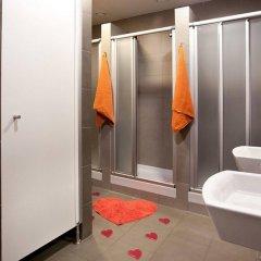 Hip Karma Hostel Барселона ванная