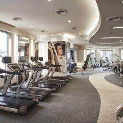 Grande Centre Point Hotel Ratchadamri фитнесс-зал фото 3