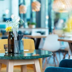 McDreams Hotel Düsseldorf-City гостиничный бар