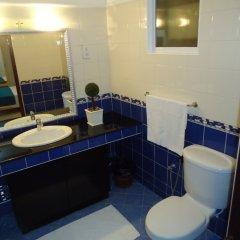 Отель CJ Villas ванная