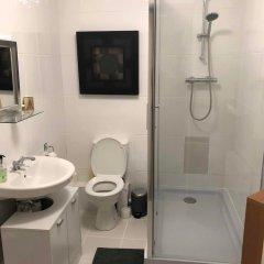 Отель Bank Street Guest House Глазго ванная