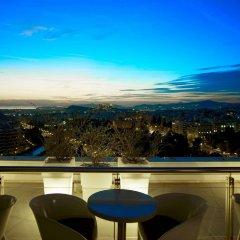 Отель Hilton Athens Греция, Афины - отзывы, цены и фото номеров - забронировать отель Hilton Athens онлайн балкон