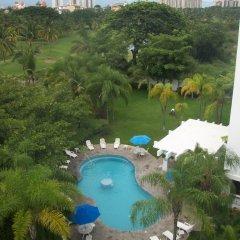 Отель Comfort Inn Puerto Vallarta Пуэрто-Вальярта балкон