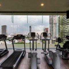 Отель Waldorf Astoria Bangkok Бангкок фитнесс-зал фото 4