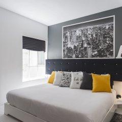 Отель Black & White Apartment Мексика, Мехико - отзывы, цены и фото номеров - забронировать отель Black & White Apartment онлайн комната для гостей фото 3