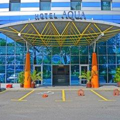 Aqua Hotel Burgas парковка