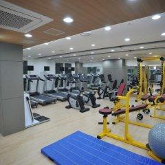 Hotel The Mark Haeundae фитнесс-зал