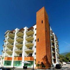 Отель V399 Penthouse by VallartaStays парковка