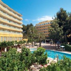 Отель Medplaya Hotel Calypso Испания, Салоу - отзывы, цены и фото номеров - забронировать отель Medplaya Hotel Calypso онлайн балкон