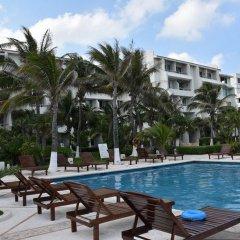 Отель Seaside Condo by Solymar бассейн