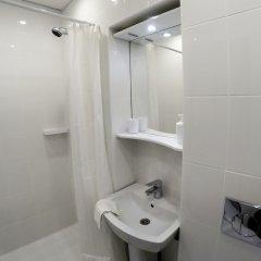 Гостиница Фили Хаус Отель в Москве 8 отзывов об отеле, цены и фото номеров - забронировать гостиницу Фили Хаус Отель онлайн Москва ванная