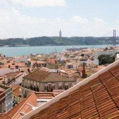 Отель Ola Lisbon - Principe Real IV Лиссабон балкон