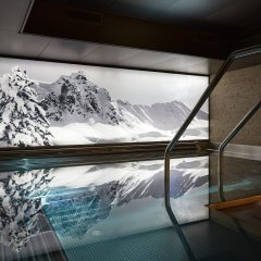 Отель Seehof Швейцария, Давос - отзывы, цены и фото номеров - забронировать отель Seehof онлайн бассейн фото 2