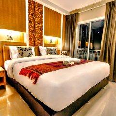 The Aim Sathorn Hotel Бангкок сейф в номере