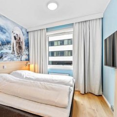 Thon Hotel Polar комната для гостей фото 2