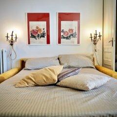 Отель Comoda Casa Paleocapa con Giardino Италия, Генуя - отзывы, цены и фото номеров - забронировать отель Comoda Casa Paleocapa con Giardino онлайн комната для гостей фото 3