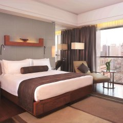 Отель Swissotel Grand Shanghai комната для гостей фото 2